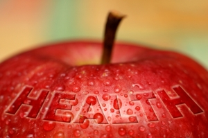 health wellness articles - apple image