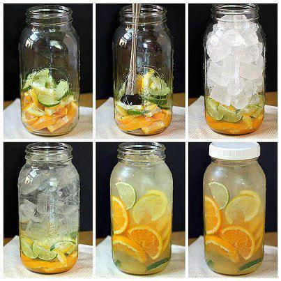 Citrus Flavored Water