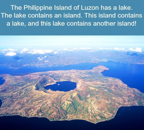 The Philippine Island of Luzon