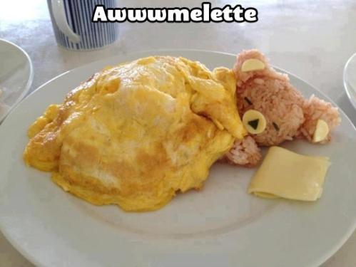 Awwwwmelette.