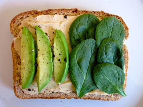 Avacado and ______ sandwich