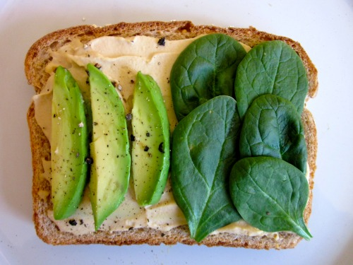 Avacado and ______ sandwich