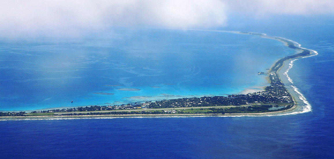 The Th Smallest Country In The World Tuvalu Lesley Voth - Smallest ocean in the world