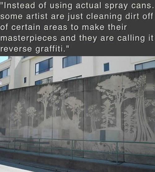 Reverse graffiti 1