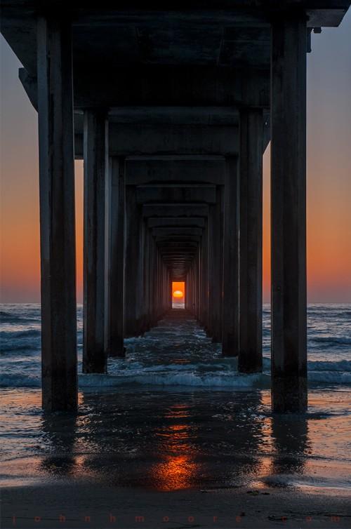Sun Framed