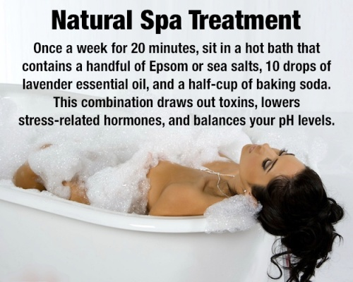 Natural Spa Treatment