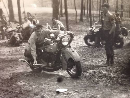 1940 Indian Sport Scout Kiwi Indian Motorcycle Company