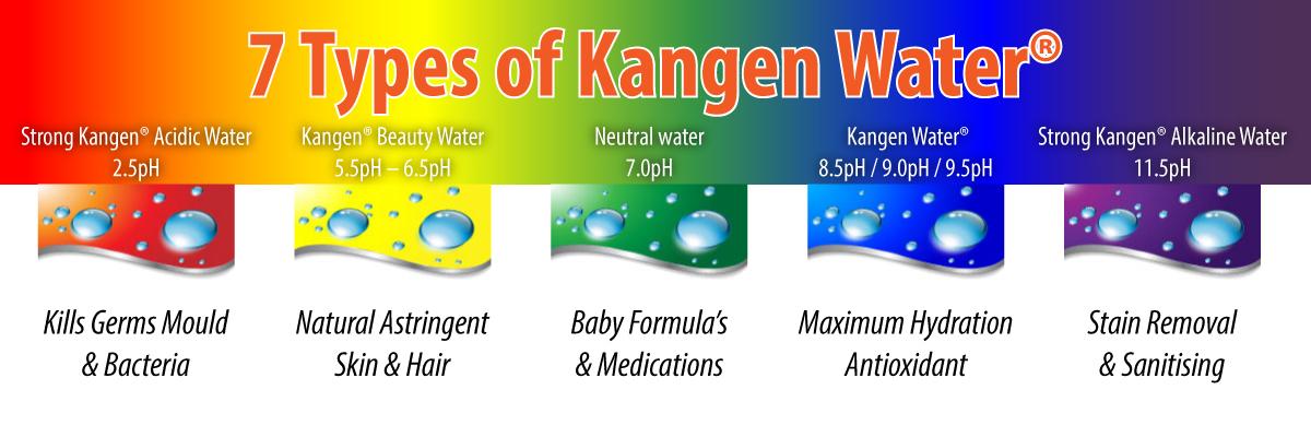 Image result for kangen water images